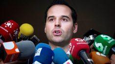 Ignacio Aguado, portavoz del Ciudadanos en la Asamblea de Madrid. (Foto: EFE)