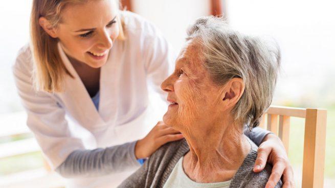 Ayuda a domicilio-mayores