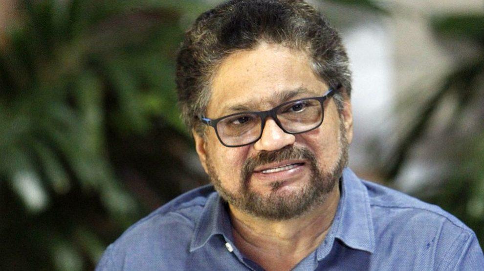 Iván Márquez, número 2 de las FARC.
