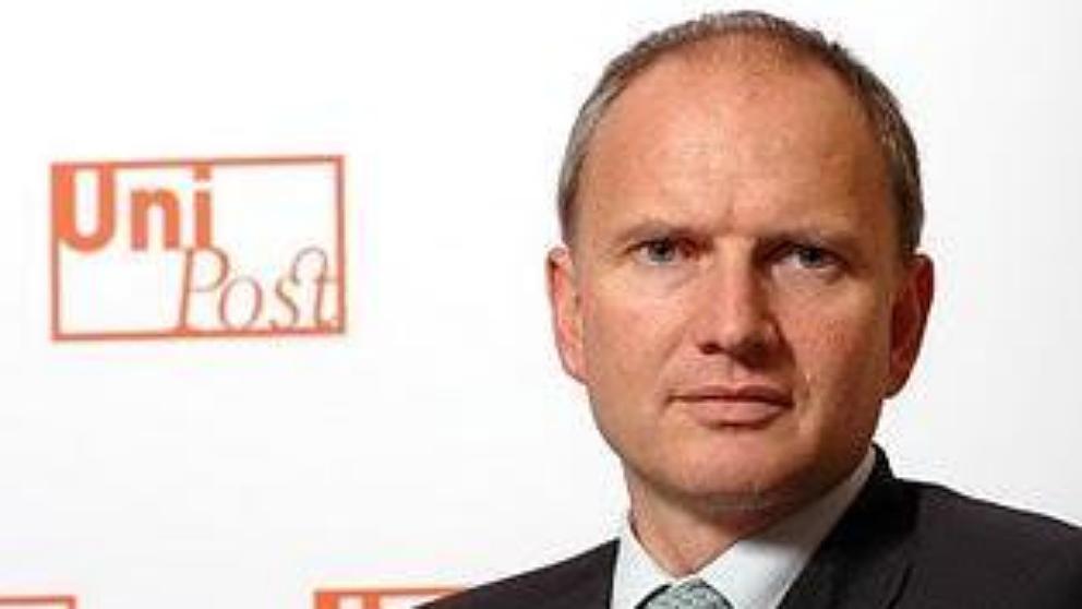 Pablo Raventós, ex director general de Unipost.