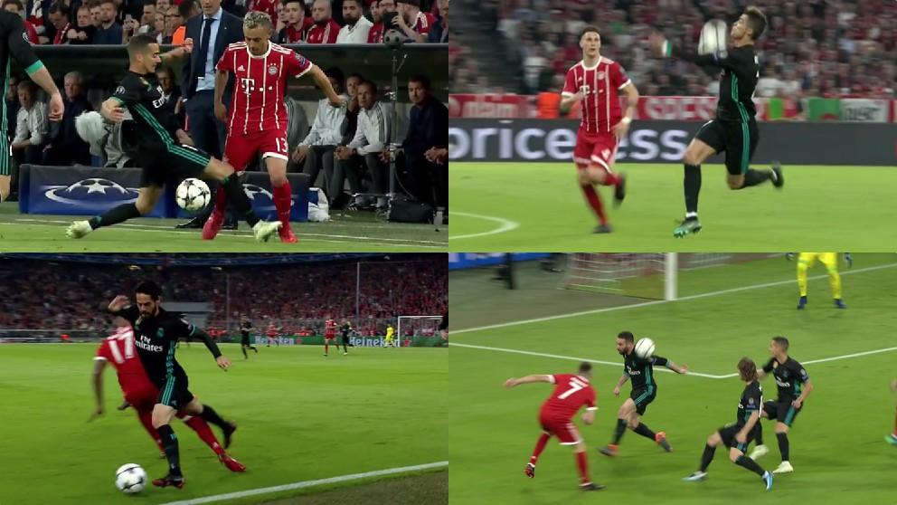 Todas las polémicas del Bayern Múnich – Real Madrid.