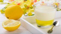 El limón blanquea las uñas y mejora la salud capilar.