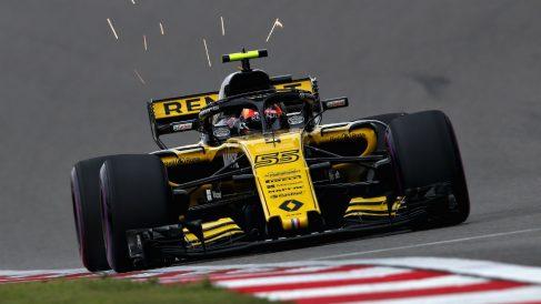 El fichaje de Carlos Sainz por Renault fue considerado arriesgado incluso desde el seno de la escudería francesa, tal y como ha confirmado ahora Alain Prost. (getty)