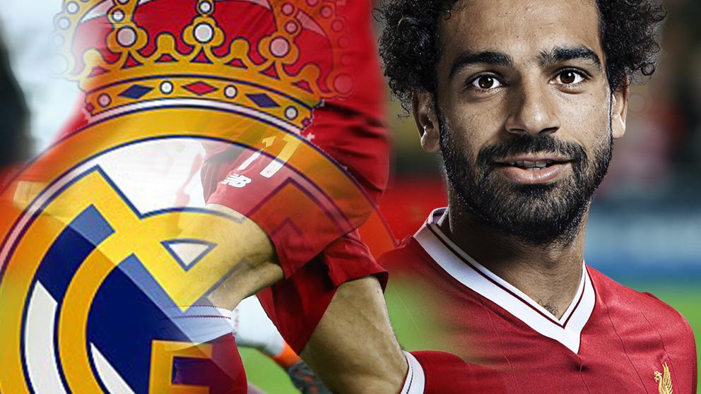 Mohamed Salah, nacido para el Real Madrid | Champions League
