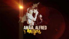 'Amaia, Alfred y amigos', el concierto más especial de la pareja de triunfitos