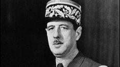 El 28 abril de 1969 el presidente francés, Charles de Gaulle, renuncia a la presidencia de Francia.