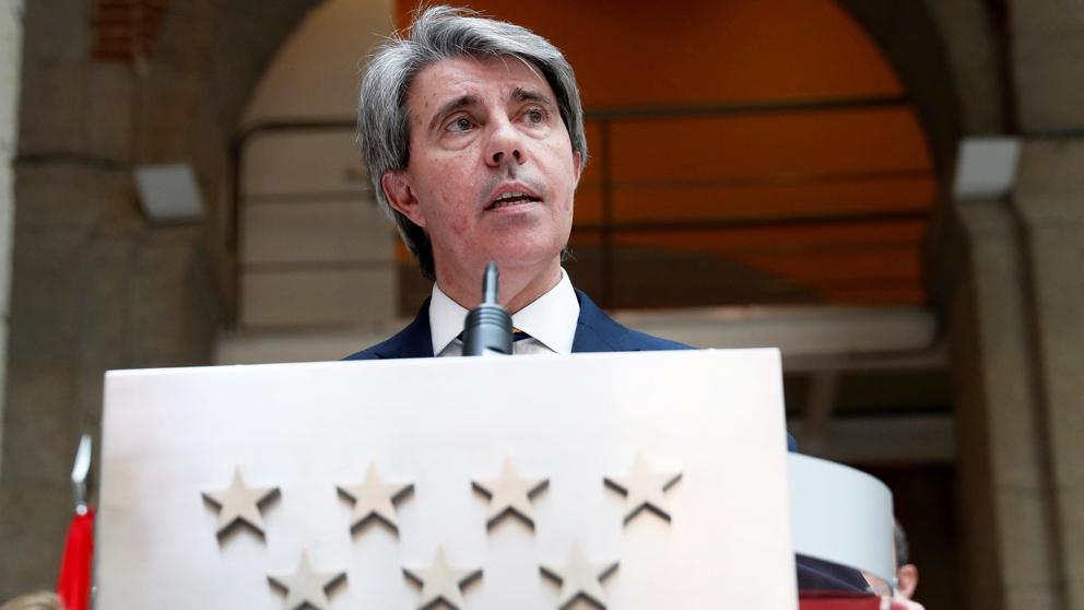 Ángel Garrido. (Foto: EFE)