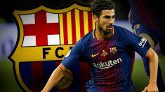 El Barcelona pide 30 millones a Jorge Mendes por André Gomes.