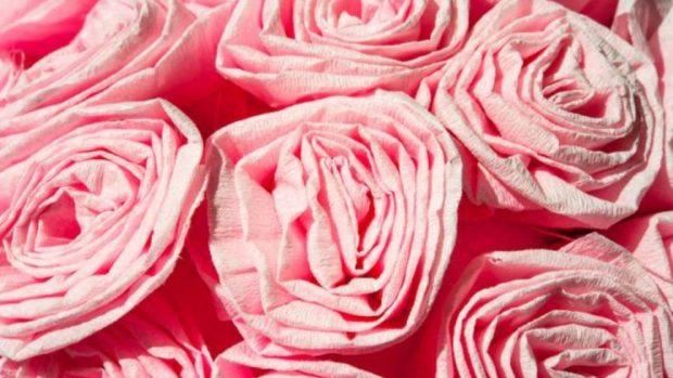 Como Hacer Flores De Papel Pinocho De Forma Facil Y Paso A Paso - Hacer-flores-con-papel