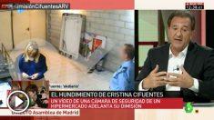 José Miguel Contretas, experto en comunicación política en 'La Sexta'