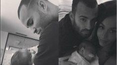 El hijo de Jesé Rodríguez y de Aurah Ruiz recibe el alta