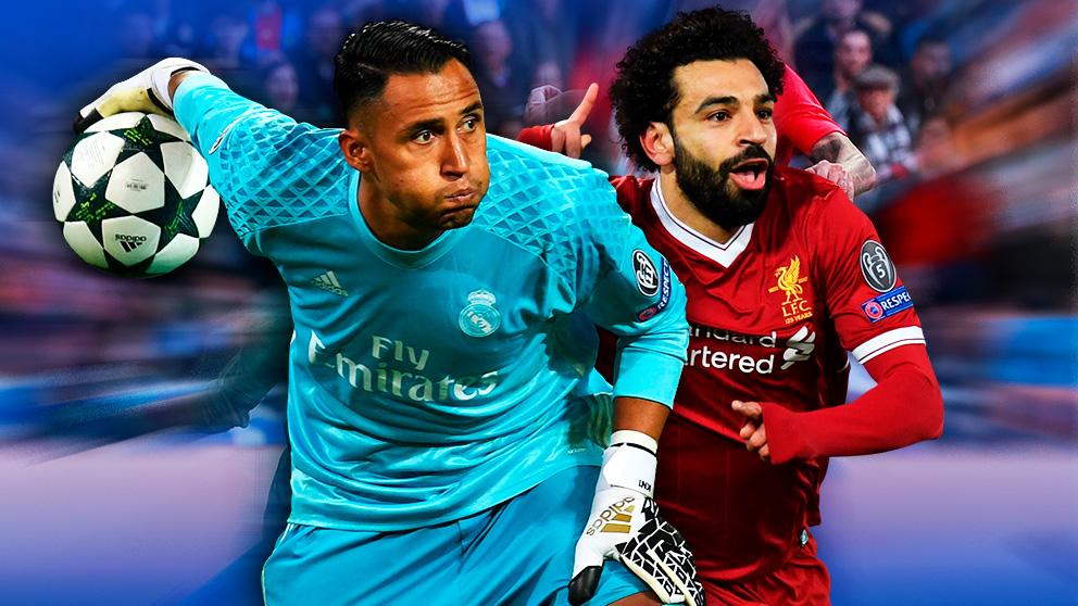 Keylor Navas y Salah podrían intercambiar sus equipos la próxima temporada.