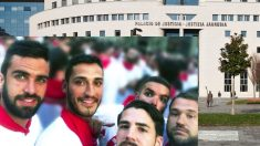 La Manada y el Palacio de Justicia de Pamplona. | Última hora Caso La Manada