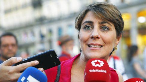 Lorena Ruiz-Huerta. (Foto: EFE)