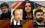"""El Apartheid de los CDR: catalanes """"de pura cepa"""", """"recién llegados"""", """"colonos"""" y """"botiflers"""""""