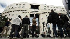 Palacio de Justicia de Pamplona, donde se ha juzgado a los miembros de 'La Manada'. Foto: EFE | Sentencia La Manada.