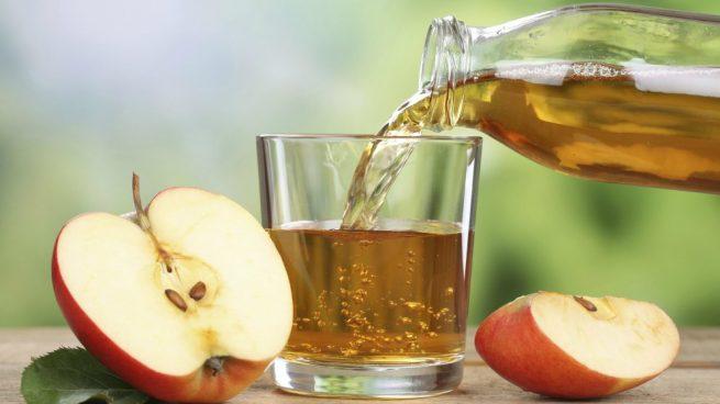 Receta de zumo de manzana, una bebida saludable y deliciosa