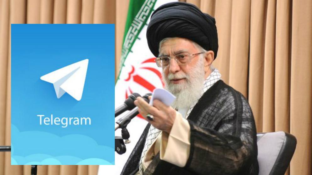 El ayatolá Alí Jamenei ha anunciado los motivos del cierre de Telegram en Irán en su último post en la red de mensajería instantánea.
