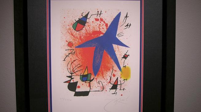 Los expertos en arte ponen sus ojos en Joan Miró como inversión rentable