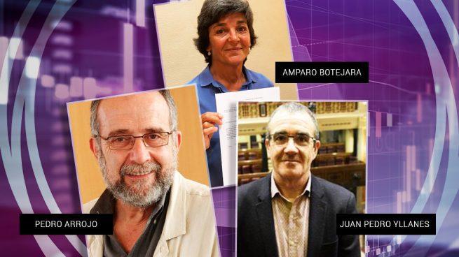 Los diputados capitalistas de Podemos: acciones del Ibex, bonos del Estado y productos bancarios