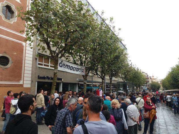 """El examen a los alumnos de un colegio catalán: """"Comentad el poema 'Adiós España'"""""""