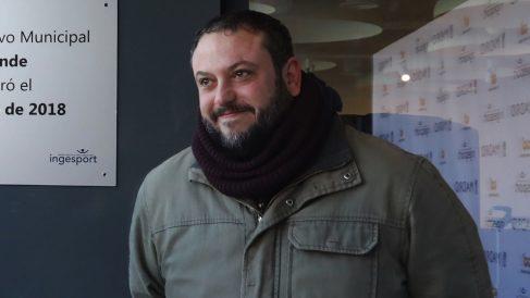 El edil Guillermo Zapata. (Foto. Madrid)