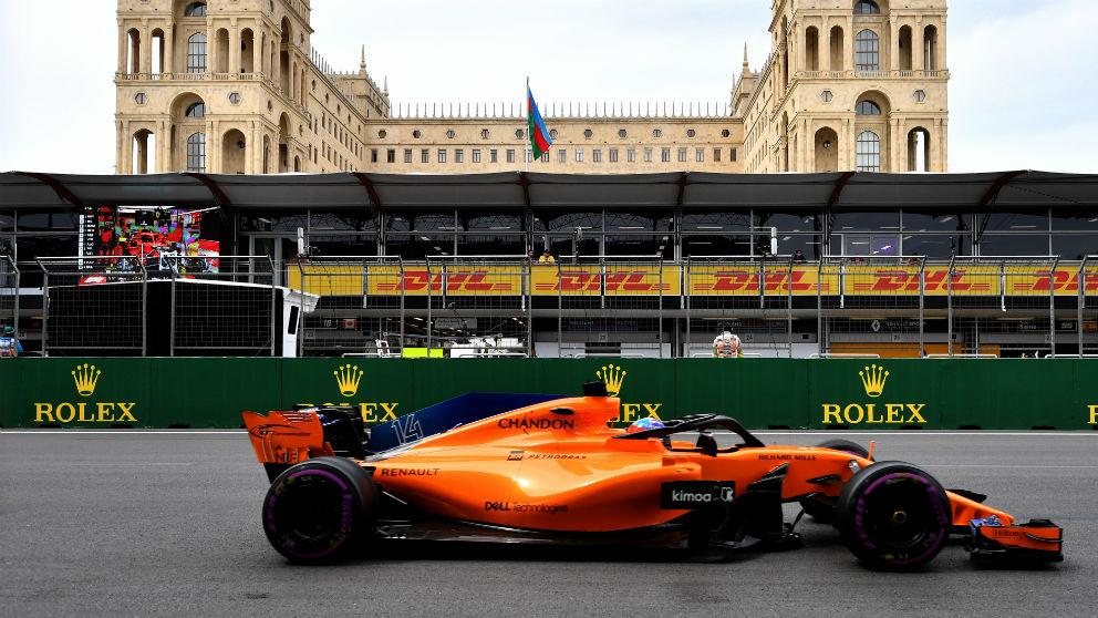 GP Azerbaiyán 2018 F1   Fórmula 1 hoy