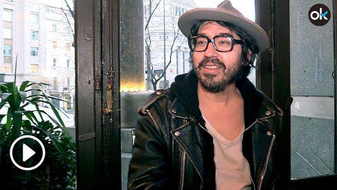 El músico y productor, Fernando Vacas.