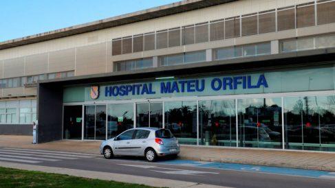 Hospital Mateu Orfila de Menorca