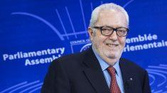 Pedro Agramunt. (Foto: Consejo de Europa)