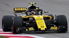 Carlos Sainz se enfrenta a un Gran Premio de Azerbaiyán de suma importancia, en el que debe batir por primera vez este año a su compañero de equipo Nico Hulkenberg. (Getty)