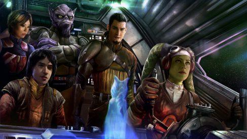 Star Wars Resistence