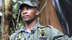 Walter Arizala, alias Guacho,  disidente de las FARC en la frontera de Colombia y Ecuador.
