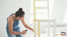 Aprende cómo pintar muebles de manera fácil
