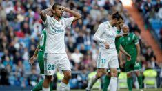El Pla B del Real Madrid volvió  dejar otro partido para el olvido (Getty).