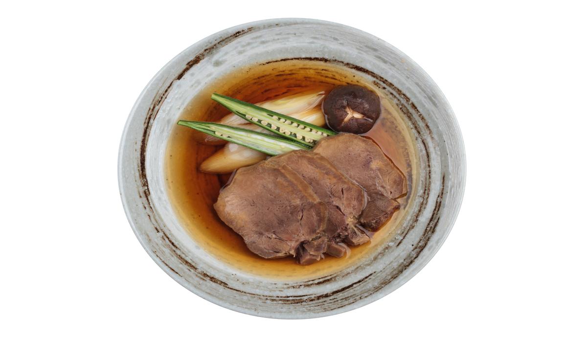 Receta de Lengua en salsa fácil de preparar