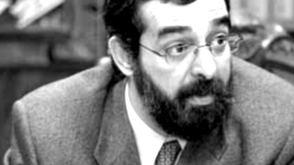 El magistrado de la Audiencia provincial de Navarra Ricardo Javier González.   Sentencia La Manada