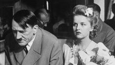 EL 30 de abril de 1945 el dictador alemán Adolf Hitler y su esposa Eva Braun se suicidaron