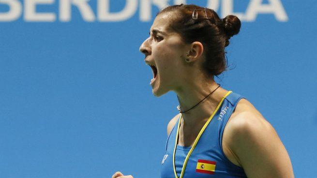 Carolina Marín lo vuelve a hacer: campeona de Europa por cuarta vez consecutiva