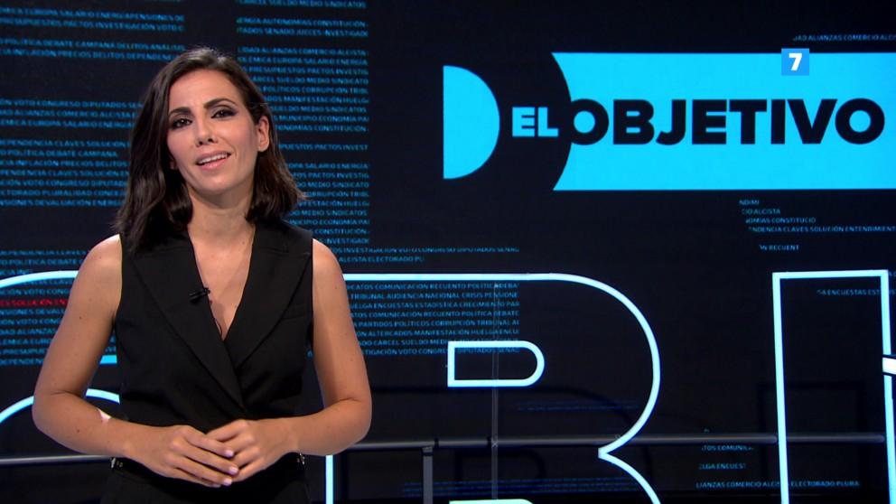Ana Pastor analiza las cicatrices de la crisis en 'El objetivo'. (Foto: laSexta)