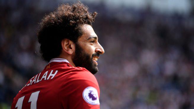El Liverpool quiere blindar a Salah con 11 millones al año