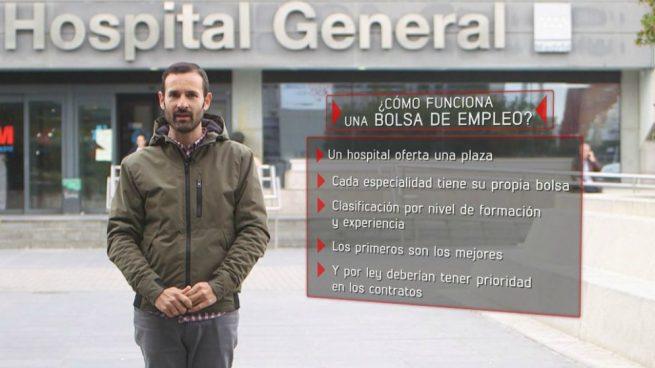 'En el punto de mira' investiga el dedazo en la sanidad española