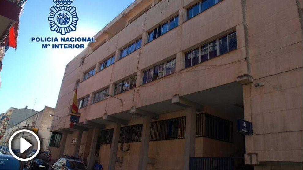 Comisaría de Policía Nacional de Linares-Baeza.