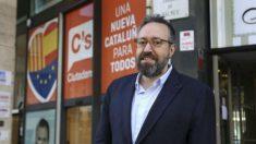 Juan Carlos Girauta, portavoz de Ciudadanos | Última hora Cataluña