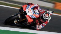 La nueva Ducati GP18 no ha resultado ser tan competitiva como se esperaba en las pruebas de pretemporada, identificando la falta de giro en el medio de las curvas como el gran punto a mejorar. (getty) | Moto GP