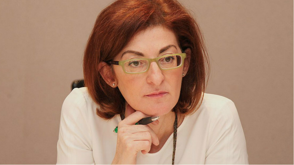 Maite Pagazaurtundúa.