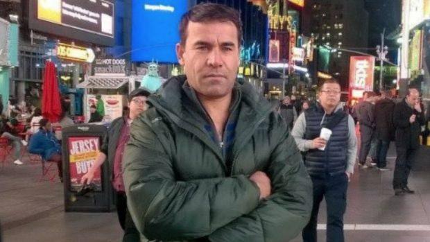 Shah Marai, fotógrafo de AFP fallecido