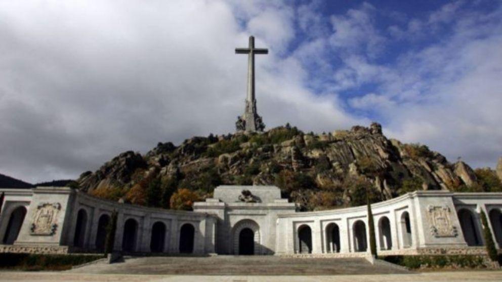 La Basílica del Valle de los Caídos.