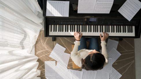 Pasos para leer las partituras de piano