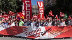 Manifestación de 1 mayo en Madrid